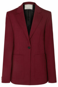 3.1 Phillip Lim - Wool-blend Blazer - Burgundy