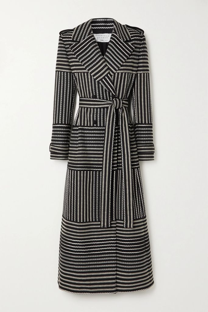 ANNA QUAN - Sienna Wool And Cashmere-blend Blazer - Beige