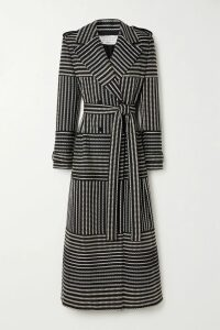 ANNA QUAN - Sienna Wool And Cashmere-blend Blazer - Beige
