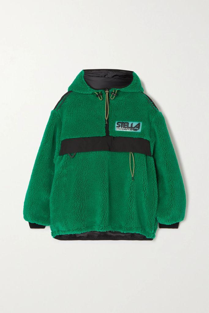 3.1 Phillip Lim - Ribbed Lurex Turtleneck Bodysuit - Metallic
