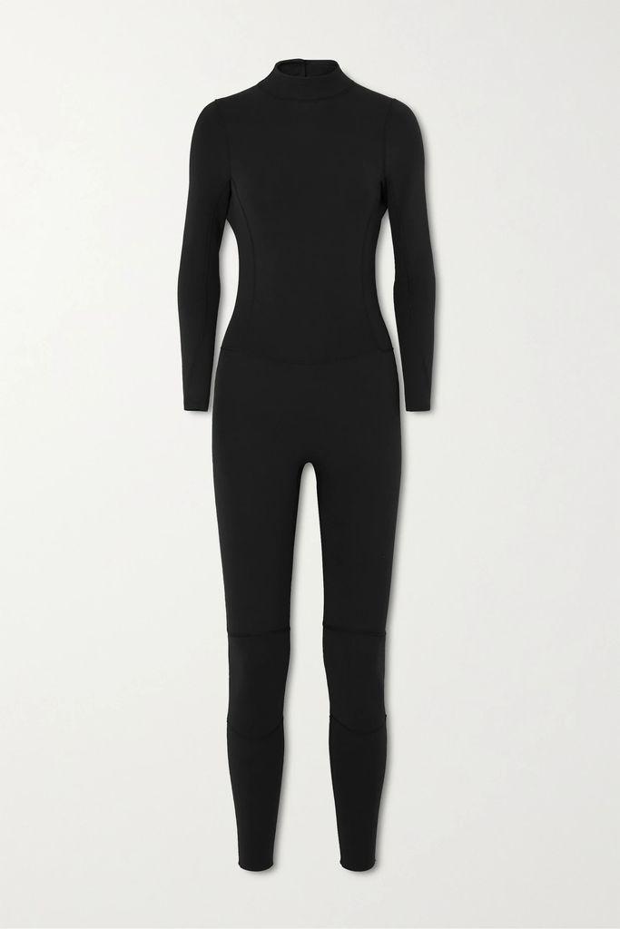 GRLFRND - Kim Distressed Denim Jacket - Light denim