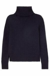 &Daughter - Roshin Wool Turtleneck Sweater - Navy
