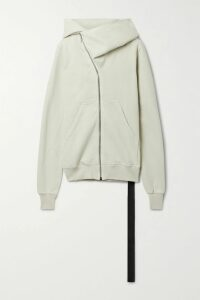 Max Mara - Brushed-cashmere Coat - Black
