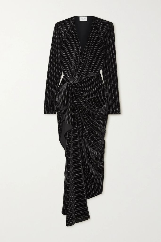 Isabel Marant - Lorine Denim Skirt - Black