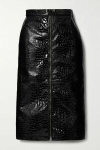 Chloé - Gathered Crepe De Chine Dress - Beige