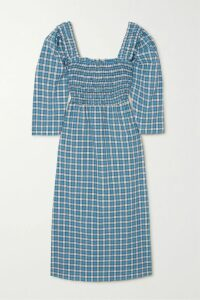 Alexander Wang - Printed Silk-crepe Shirt - Black