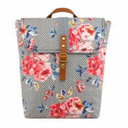 Geo Brampton Rose Zipped Top Backpack