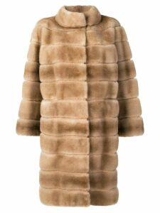 Liska Bine coat - Neutrals