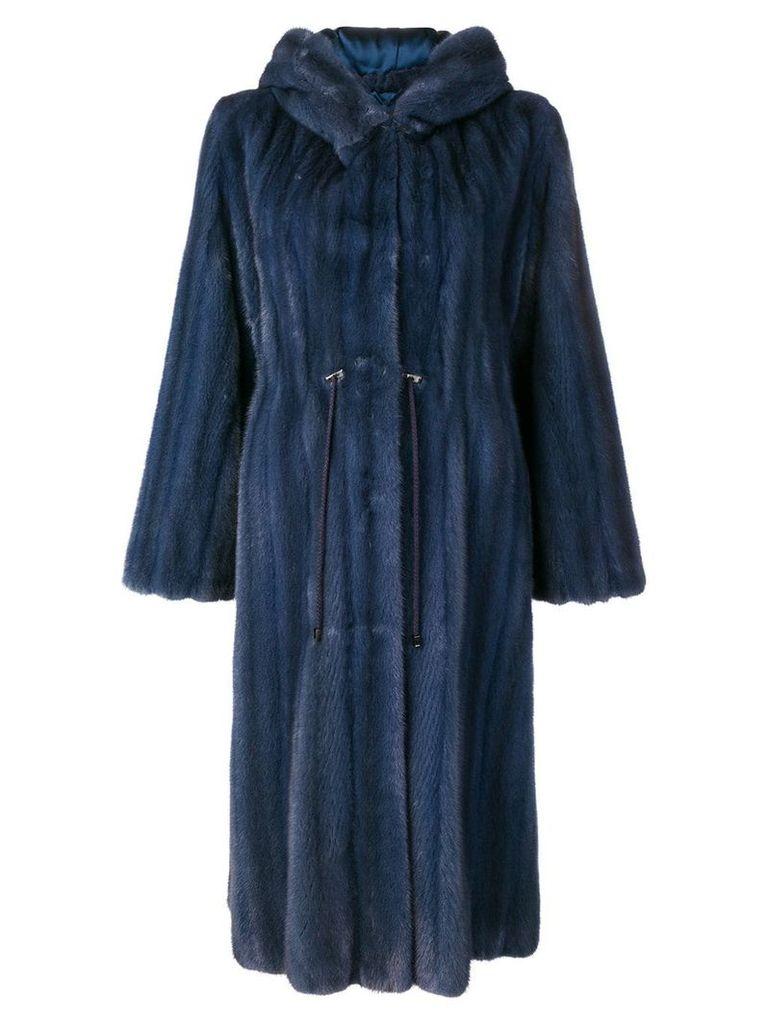 Liska Dawson coat - Blue