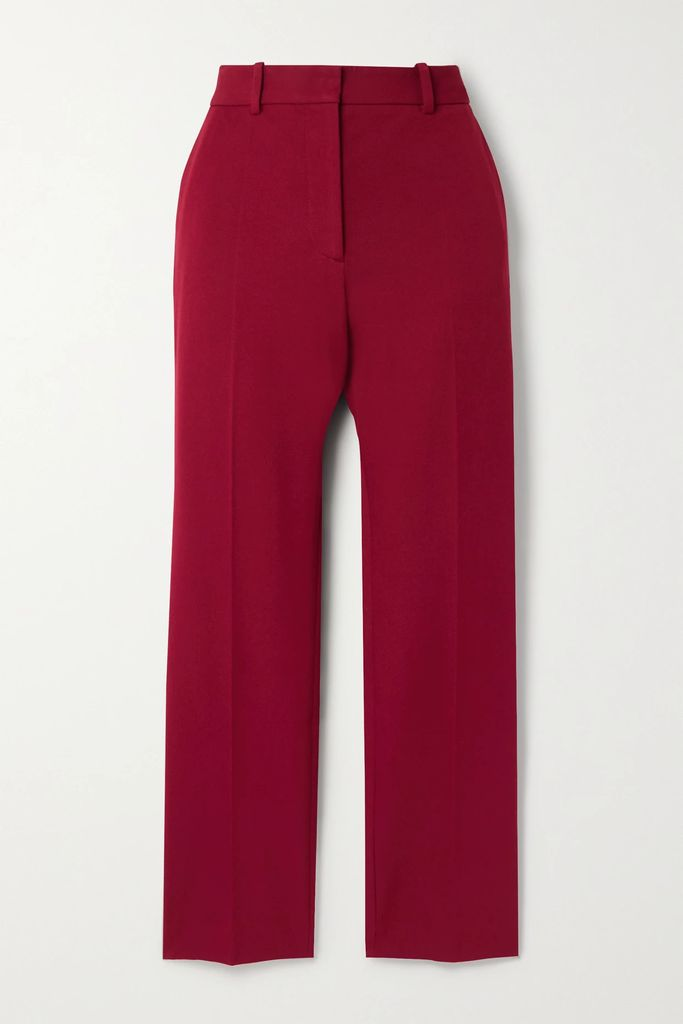 rag & bone - The Tee Slub Pima Cotton-jersey T-shirt - Light gray
