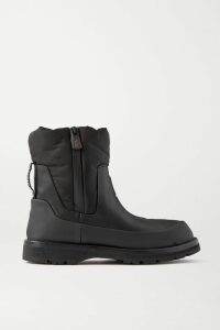 rag & bone - Slub Pima Cotton-jersey Tank - Black