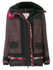 Moncler Panure down coat - Black