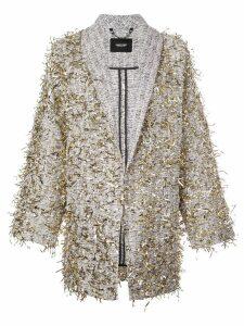 Rachel Comey open front midi coat - Gold