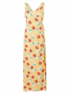 Onia grace maxi dress - Orange