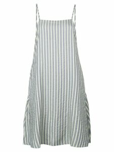 Onia Sasha striped mini dress - Blue
