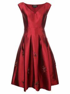 Sachin & Babi Adhra dress - Red
