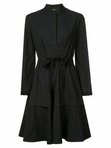 Josie Natori Mandarin dress - Black
