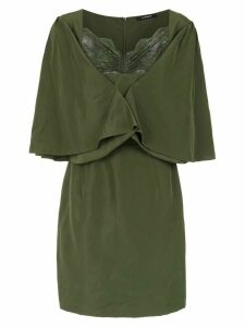 À La Garçonne Memory dress - Green