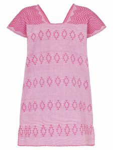 Pippa Holt cotton kaftan dress - Pink