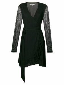 Ganni Addison dress - Black