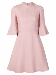 Valentino crepe couture dress - Pink