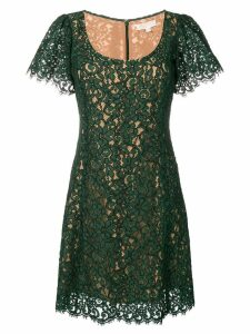 Michael Michael Kors shortsleeved lace dress - Green