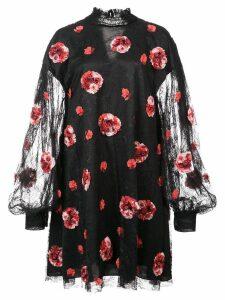 Sachin & Babi Esha lace dress - Black