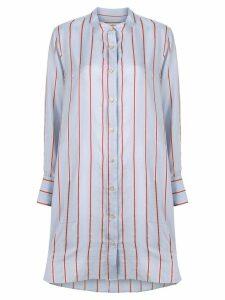 Isabel Marant Étoile Yucca shirt dress - Blue