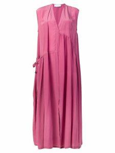 Christian Wijnants Dai asymmetric dress - Pink