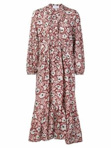 Christian Wijnants Dayam floral print dress - Red
