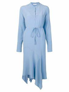 Christian Wijnants Domi shirt dress - Blue