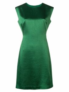 Theory fitted midi dress - Green