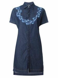 Dsquared2 denim shirt dress - Blue