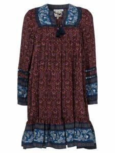 Sea Allura tunic dress - Red