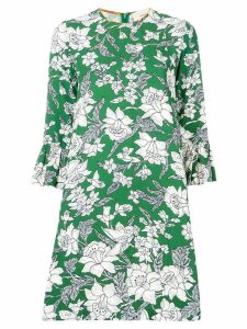 La Doublej Printed flower 24/7 dress - Green