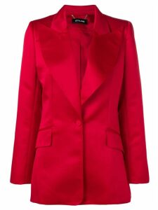 Styland single-breasted blazer - Red