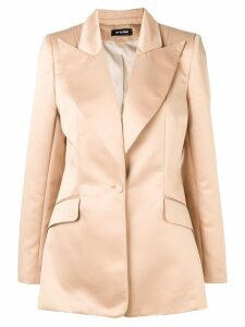 Styland single-breasted blazer - Neutrals