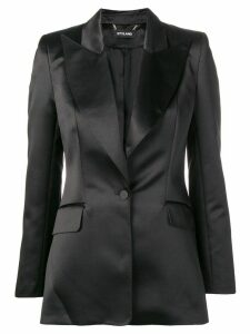 Styland single-breasted blazer - Black