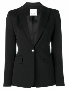 Pinko single button blazer - Black