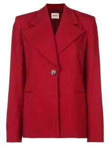 Khaite The Alexis blazer - Red