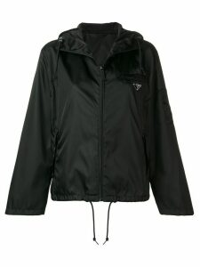 Prada K-way hooded jacket - Black