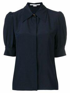 Stella McCartney puff sleeve shirt - Blue