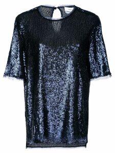 Prabal Gurung Thomson sequined blouse - Blue