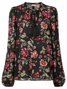 A.L.C. Royan blouse - Black
