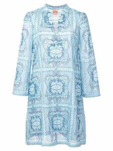 Le Sirenuse printed tunic - Blue