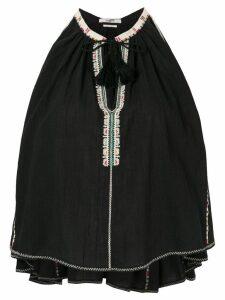 Isabel Marant Étoile Ryson top - Black