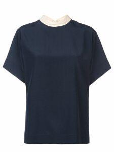 Chloé crew neck T-shirt - Blue