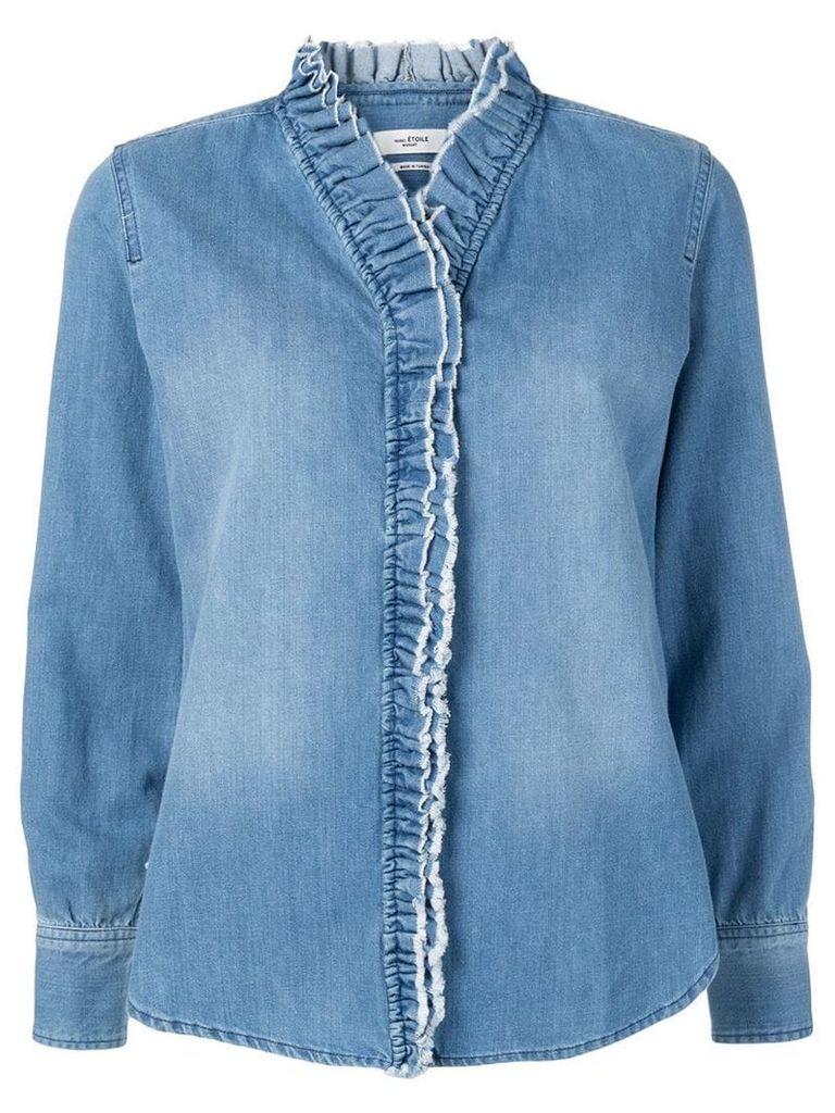 Isabel Marant Étoile Nawendy shirt - Blue