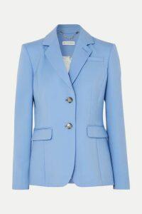 Altuzarra - Fenice Wool-blend Piqué Blazer - Blue