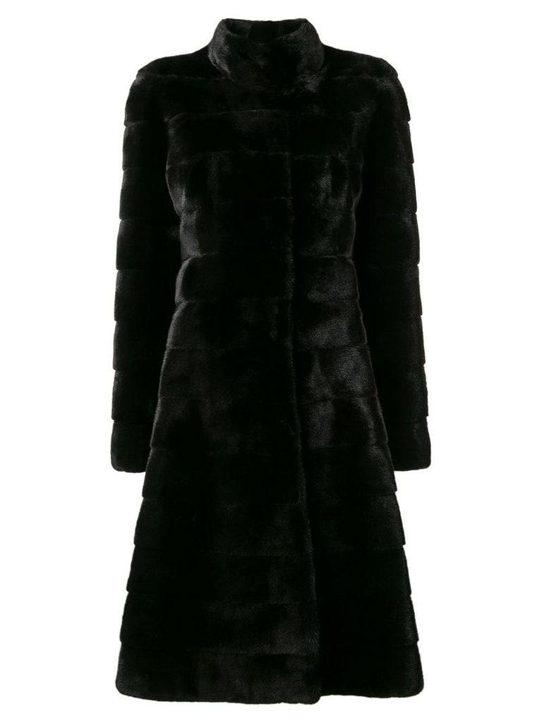 Liska Valencia coat - Black